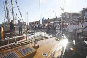 Välbesökt. Jubileumsregattan 2012 blev en riktig folkfest.