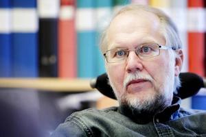 Lennart Mattsson, chefredaktör på Länstidningen.