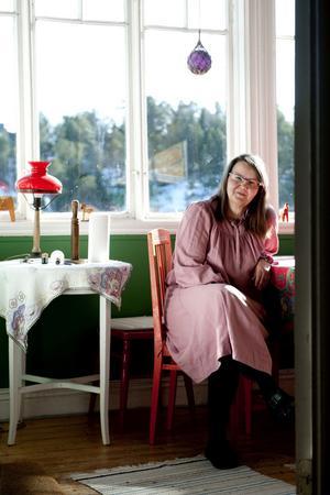 Eva Ström, författare och medlem bedömningskommittén för Nordiska rådets litteraturpris.