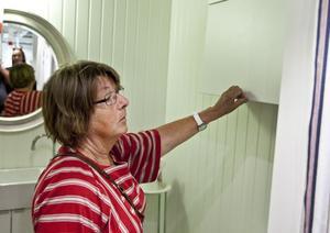PÅ JAKT. Sonja Edberg har flyttat in i nytt hus i Gävle - och var en dem som fanns på plats för att få en förhandstitt av Ikea-katalogen.