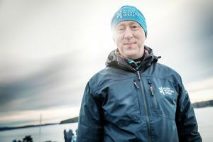 Christian van Dartel, arrangör för Runn Winter Week.