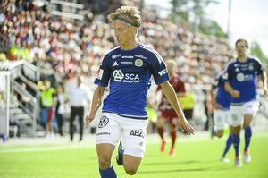 Erik Granat spelade från start i Norrlandsderbyt.