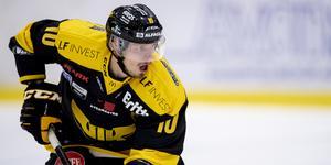 Jimmie Jansson var ruskigt besviken efter förlusten mot Tingsryd. Foto: Jesper Zerman / BILDBYRÅN