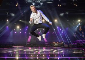 Foto: Anders Wiklund / TT. Gottfrid ''Idol-Gotte'' Krantz.