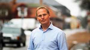 Daniel Erlandsson är ödmjuk inför att ta över ordförandeskapet i Hedemora Handlingskraft innebär.