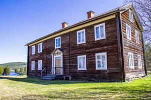 Undersviks hembygdsgård kommer förhoppningsvis att flyttas till sommaren.