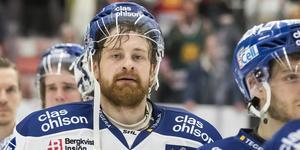 Mattias Ritola har inte spelat en match denna säsong. Foto: Bildbyrån.