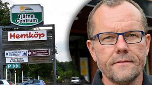 Samuel Hedström (KD) vill se ordningsvakter även på Tjärna Ängar.