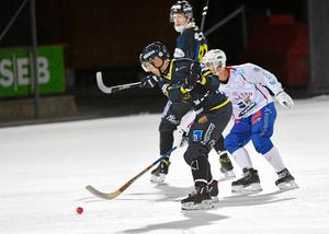 Daniel Bäcks Falu BS har chans att vinna serien och därmed säkra en direktplats till elitserien.