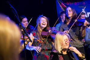 Folkmusiknatta äger rum för nittonde året i rad i Falun i helgen. Arkivbild.