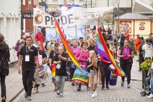 Det vore synd om frågan om Sverigedemokraternas frånvaro vid fredagens partidebatt på Roslagen Pride skulle förskjuta fokus bort från HBTQ-frågorna. Det är inte odemokratiskt av RFSL att låta bli att bjuda in Sverigedemokraterna, men det kan vara otaktiskt. Foto: Stig-Göran Nilsson.
