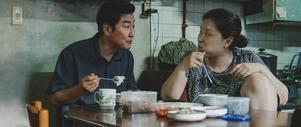 Komedi- och dramafilmen Parasit har premiär den 20 december.