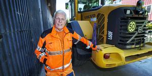 – Jag har haft bra grabbar anställda i företaget. Om man är i servicebranschen får ingenting vara omöjligt, säger Kjell Pettersson.