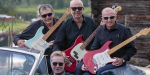 The Besnaz spelar främst 60-talsmusik, bland annat låtar som blivit kända genom The Shadows och The Spotnicks.