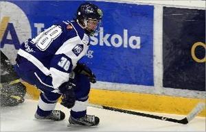 Victor Rask, Leksands IF. Foto: Arkiv.