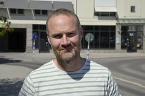 Johan Lundin, 30+, Lärare, Sundsvall: