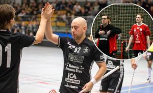 Silverstadens Joakim Wallén sänkte Per-Ols med tre mål i första playoffmötet lagen emellan.