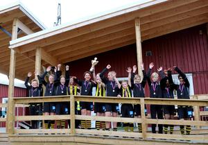 Kubikenborgs IF pojkar 05 vann sin klass i Vårcupen och det innebar lagets andra cupseger inom en månad. För två veckor sedan kammade de hem guldpokalen i Åland hotelcup