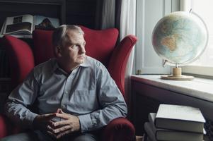 Amerikanske historieprofessorn och författaren Timothy Snyder är aktuell med boken