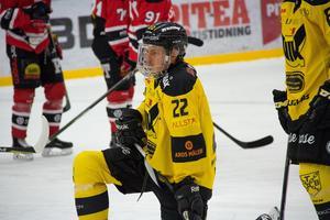 Niclas Lehmann var tillbaka i 2–1-segern borta mot Piteå.