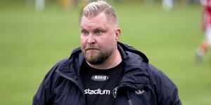 Skiljebos tränare Dennis Hilmarsen.