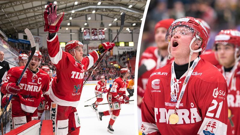 Malmo hyllades efter segern mot leksand