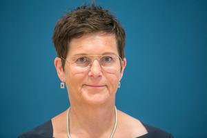 Kerstin Arnemo (C), ordförande i Jämtkrafts styrelse.
