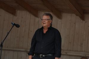 Lasse Berghagen var det stora artistnamnet vid Bjuråkersstämmans jubileum.