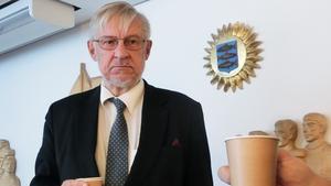 Peab-mannens advokat  Jan-Åke Nyström avser överklaga  domen på två års fängelse som hans klient meddelades i tisdags.