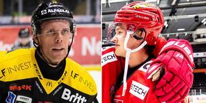 Fredrik Johansson missar onsdagsmatchen, det gör inte Mattias Norlinder. Foto: Bildbyrån.