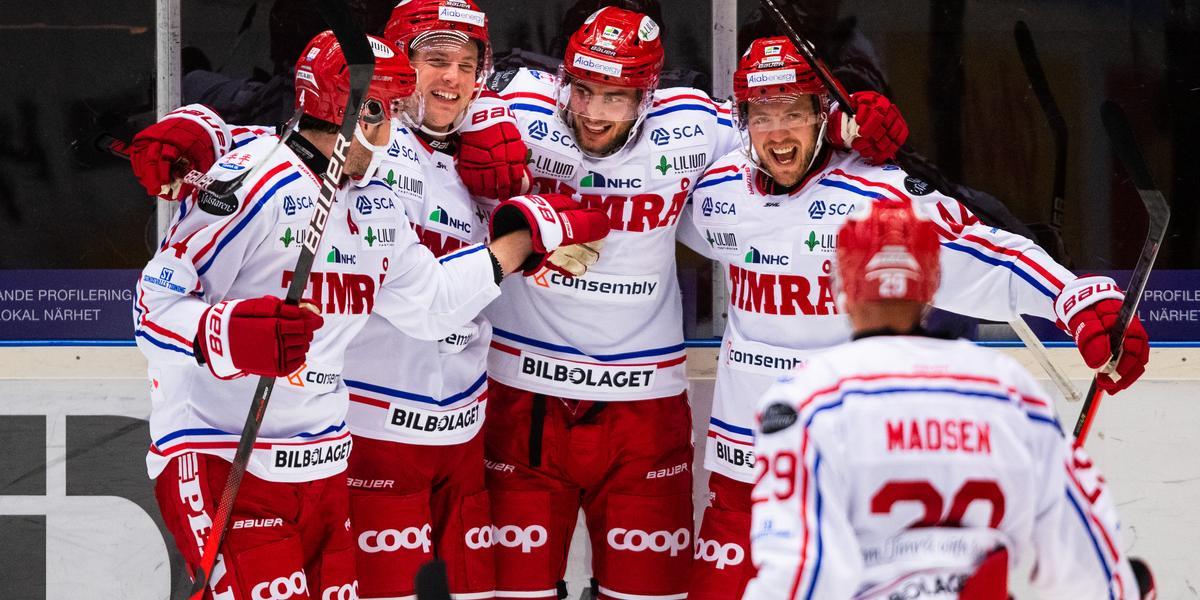JUST NU: Timrå IK tar emot Växjö i hemmapremiären – följ matchen direkt