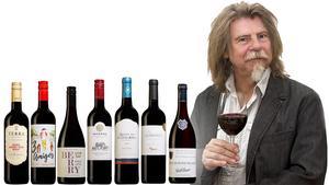 Dryckesexpert Sune Liljevall tipsar denna vecka om  nya och spännande röda viner.