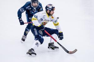 Mikael Olssons Falu BS vann enkelt bortaderbyt mot Borlänge.