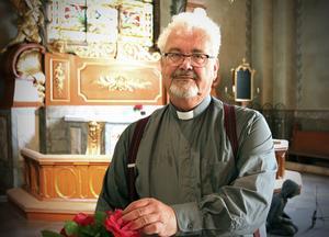 Per-Arne Bengtsson, präst i Västanfors Västervåla församling.