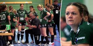 Det blev förlust för Marlene Ljung och hennes Alfta borta mot Uppsala på lördagen.