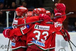 Modo Hockey mår bra trots att man inte ännu fyllt alla luckor i organisationen, enligt vd:n Johan Widebro. Bild: Jonas Forsberg/Bildbyrån