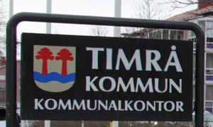 Timrå kommun får stora A vilket är högsta betyg.