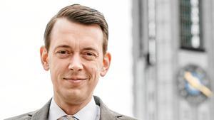 Mimers styrelseordförande Jesper Brandberg tror att knutarna i förhandlingen ska lösas upp i veckan.  Foto: VLT Arkiv