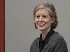 Linda Skugge, 2019. Foto: Niklas Hellgren.