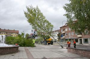 Kommunstyrelsen vill uppdatera de lokala ordningsföreskrifterna för torghandel i Leksand.