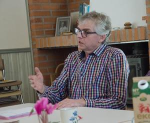 Per Åsling (C) är flitigast i Almedalen av riksdagsledamöterna från Jämtland