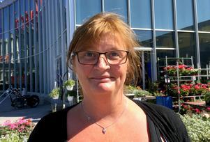 Sylvia Nygren, 51 år, förtidspensionär, Hällesjö