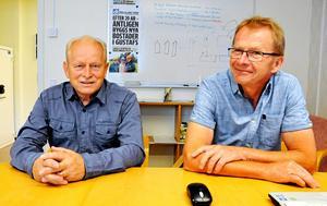 Sommaren 2016 presenterade Säterbostäders ordförande Torbjörn Orr (S) och vd Lennart Eriksson planerna på de nya lägenheterna. Nu börjar byggstarten snart närma sig.