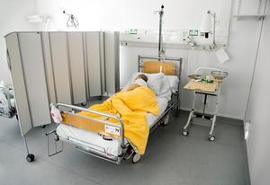 Äldre ska få snabbare akutsjukvård med ny screening. Foto: Claudio Bresciani / TT