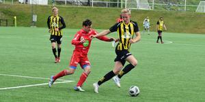 Herman Johansson är en av några frågetecken när det gäller Friska Viljors trupp kommande säsong. Men ordförande Andreas Fahlgren hoppas få behålla större delen av truppen som blev trea i norrtvåan den gångna säsongen.