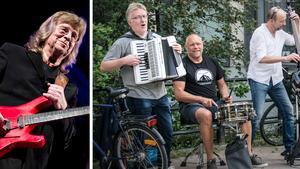 """Janne Schaffer gör turnéstopp i Sunnersta igen: """"Han måste varit nöjd över spelningen då han tackade ja direkt"""""""