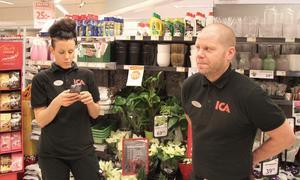 I Djurås fick Gabriella och Daniel chansen att göra det de i åratal strävat efter på Britsarvet i Falun, köpa och äga en egen butik.