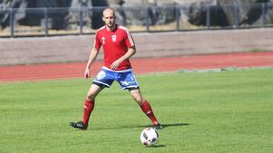 Oskar Kiianlinna och hans lagkamrater i BKV Norrtälje föll med 3-0 mot Österåker