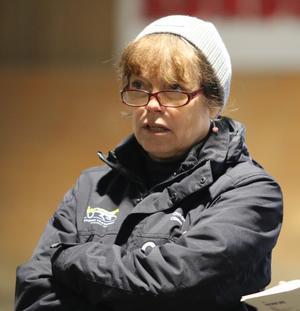 Christina Olsson är avelschef inom svensk travsport.