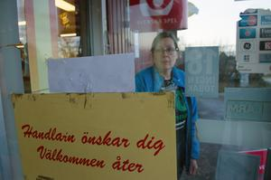 Hellboms handel fick i somras 60000 kronor i driftstöd för att hålla igång dagligvarubutiken i Lumsheden.